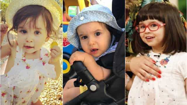 Filha de António Raminhos faz três anos. Veja como Maria Leonor cresceu