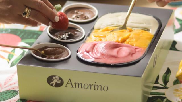 Alerta gulosos: Saboreie os gelados da Amorino no conforto do seu lar