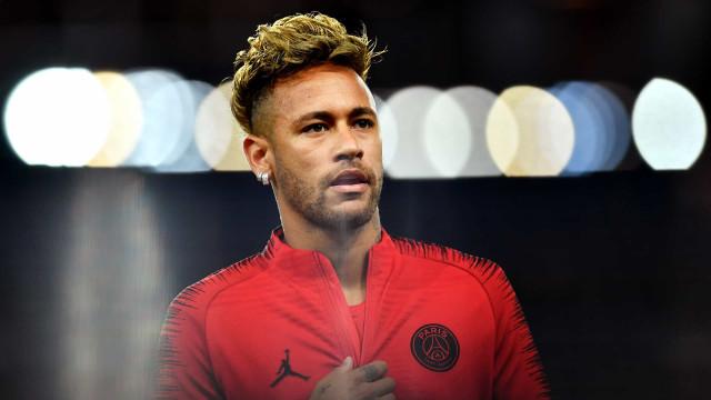 Afinal, Neymar está em Turim... com Cristiano Ronaldo