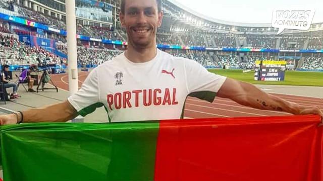 """""""Fui campeão de Portugal algumas vezes, mas nunca tive apoios"""""""