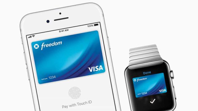 Apple Pay chega esta quarta-feira a Portugal