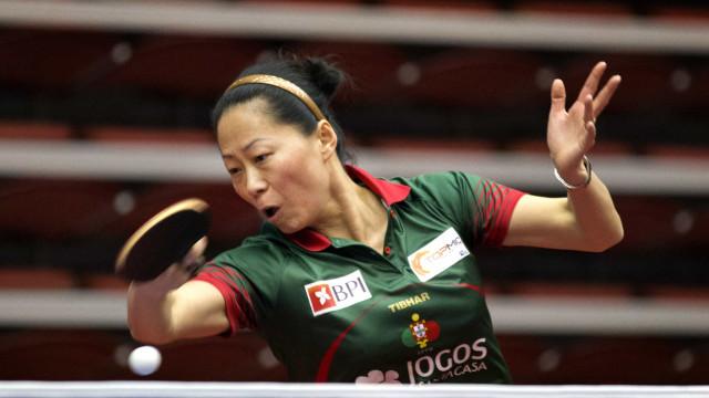 Mais uma medalha para Portugal. Fu Yu conquista o ouro no ténis de mesa