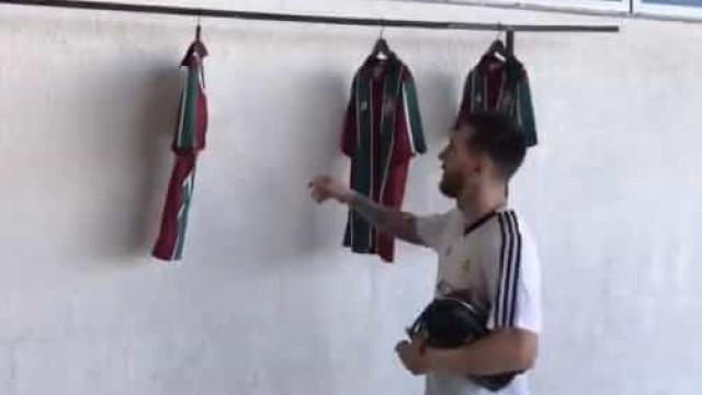 Fluminense aproveita Copa América para 'contratar' Messi