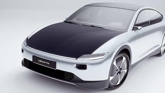 Já foi apresentado o Lightyear One, o carro movido a energia solar