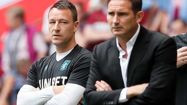 """""""Lampard? Não há ninguém mais capacitado para comandar o Chelsea"""""""
