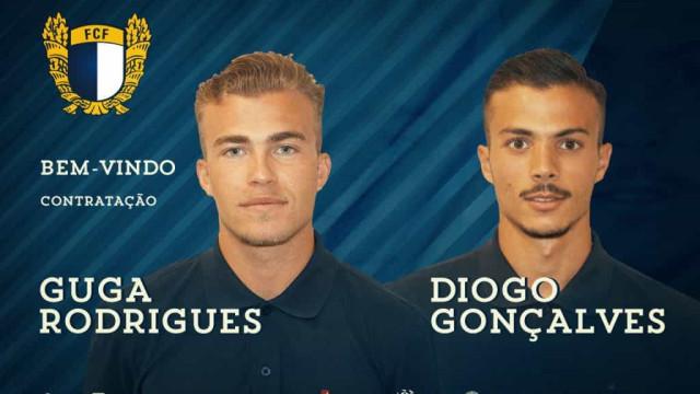 Oficial: Famalicão contrata duas jovens promessas do Benfica
