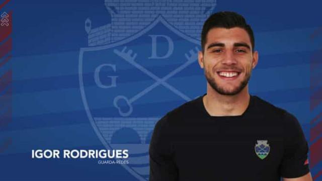 Igor Rodrigues é reforço do Chaves por empréstimo do Benfica