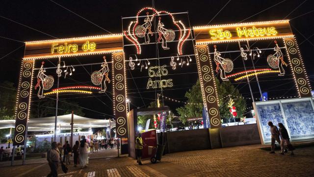 Feira de São Mateus abre hoje as portas em Viseu