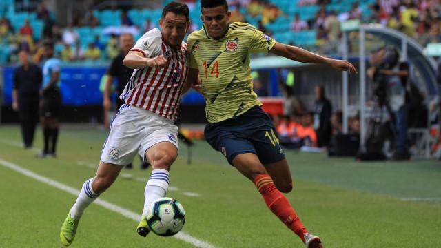 FC Porto chega aos 9 milhões de euros por Luis Díaz