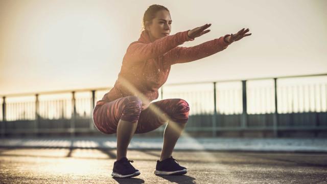 Fique em forma em 30 dias com sete minutos de exercícios diários