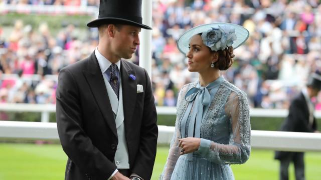 Kate Middleton e príncipe William estão de férias. Eis o destino