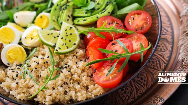 Já conhece a estrela dos superalimentos? Todos os benefícios da quinoa