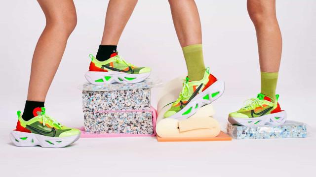 Nike ZoomX Vista Grind: Os ténis de corrida mais arrojados da estação