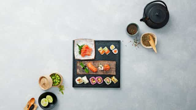 Sushi e muita frescura. O Go Natural está de volta ao Saldanha