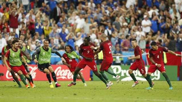 Há três anos, Portugal conquistava o Euro'2016 com este 'tiro' de Éder