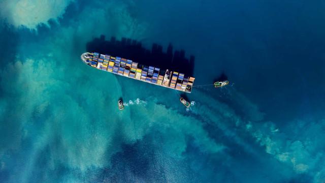 Exportações aumentaram 8,7%, mas importações cresceram mais