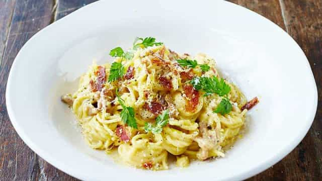 Muita 'pasta'! O segredo da massa descobre-se no Jamie's Italian