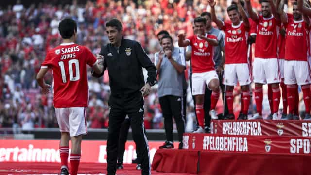 [0-1] Benfica-Anderlecht: Belgas abrem o marcador no estádio da Luz