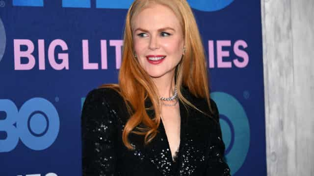 Nicole Kidman realiza sonho e adota 'cãopanheiro'