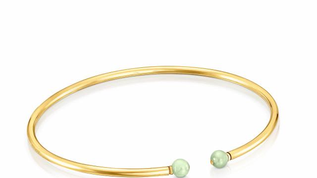 Ouro vermeil: Deslumbre-se com a nova coleção de joias da Tous