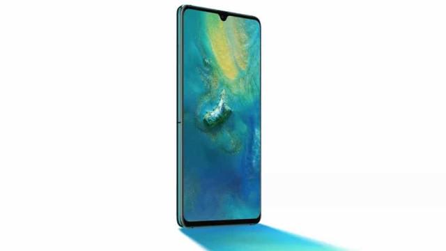 Huawei estreia-se nos smartphones 5G este mês
