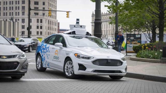 Parceria da Ford e Volkswagen estende-se a elétricos e condução autónoma