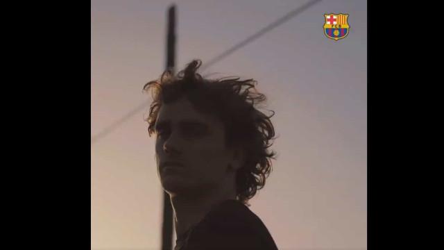 """Barcelona dedica vídeo a Griezmann: """"C'est magnifique!"""""""