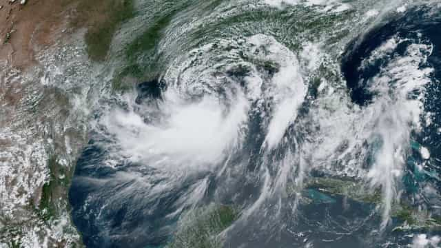Tempestade tropical Barry pode trazer chuva sem precedentes ao Louisiana