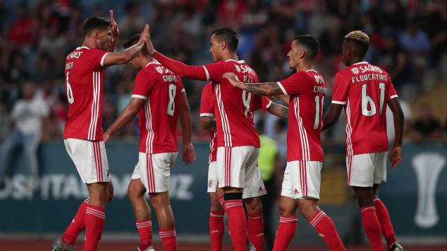 Benfica avassalador 'esmaga' Académica no exame em Coimbra