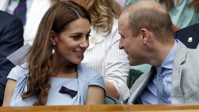 Kate Middleton não desilude. Duquesa volta a brilhar em Wimbledon