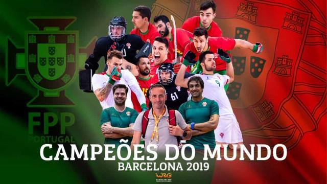 Obrigado, Girão! Portugal derrota a Argentina e sagra-se campeão do mundo