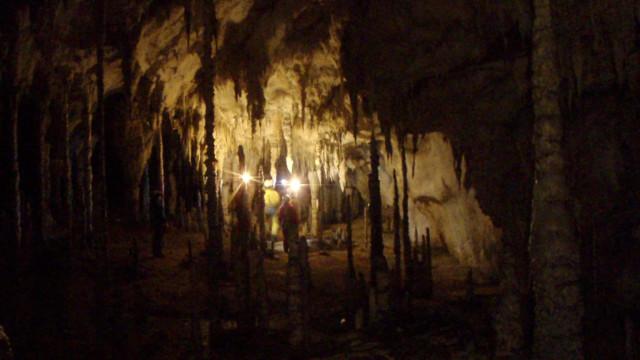 Resgatadas as três espeleólogas desaparecidas numa gruta da Cantabria