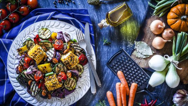 'Ser vegetariano com saúde' no Museu do Oriente
