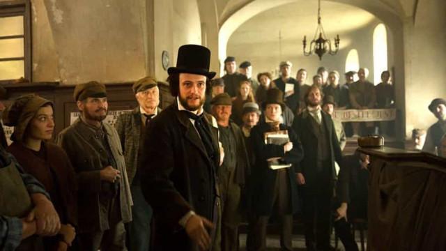 'O Jovem Karl Marx' vai ser transmitido na televisão portuguesa