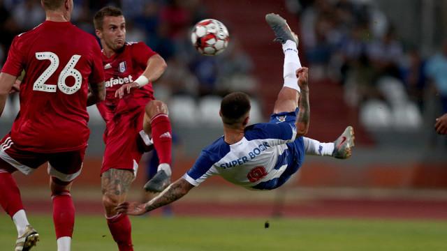 Dragão vence com golaço brasileiro e (muito) talento japonês