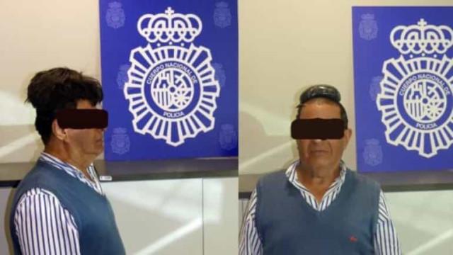 Homem detido em Barcelona com cocaína escondida por baixo do capachinho