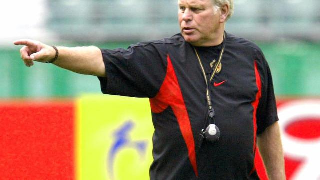 Morreu Robert Waseige, antigo selecionador belga que passou pelo Sporting
