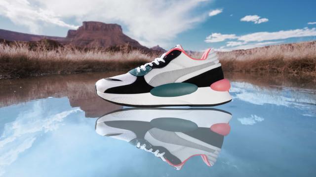 Puma redefine a velocidade e o estilo com os novos ténis RS 9.8