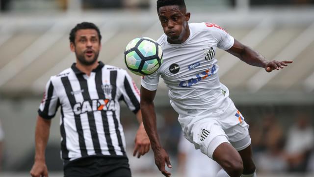 """Santos deu esta resposta ao Sp. Braga: """"Isto não é a casa da mãe Joana"""""""
