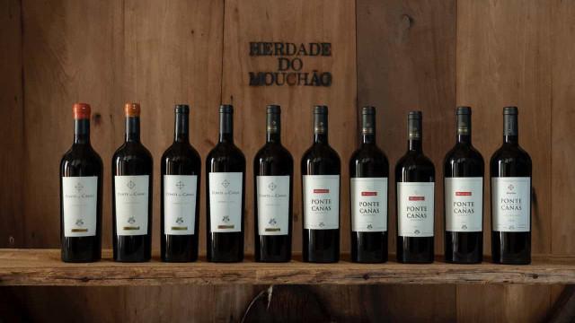 Herdade do Mouchão marca nova fase com o vinho Ponte