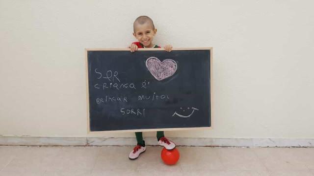 """Morreu o Salvador, o """"super-herói"""" que lutava há anos contra o cancro"""