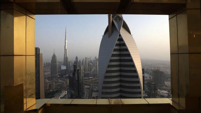 As deslumbrantes paisagens urbanas do mundo moderno