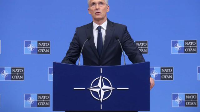 """NATO tem de se preparar para mundo com """"mais mísseis russos"""""""