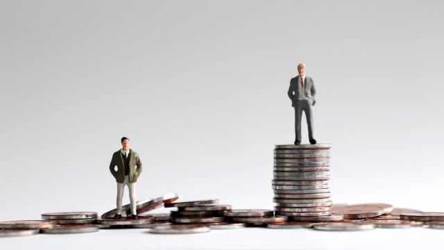 Desigualdade baixou mas Portugal ainda é dos países mais desiguais da UE