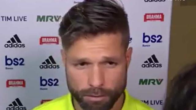 Diego falha penálti, justifica-se e lembra... FC Porto