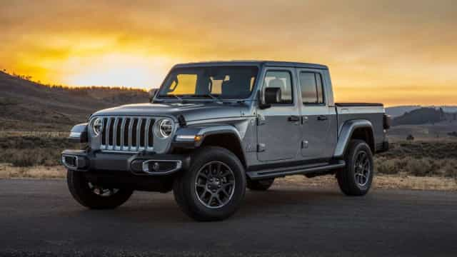 O Jeep Gladiator já foi apresentado, terá motor V6 e chega em 2020