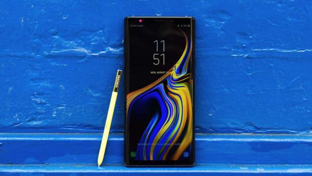 Os smartphones em que a bateria não é um problema