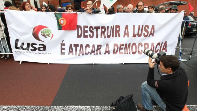 Corte de 462 mil euros promove despedimentos na Lusa