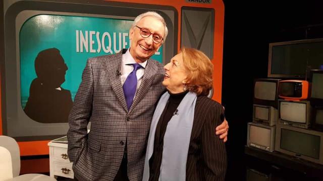 Morreu a apresentadora de televisão Isabel Wolmar