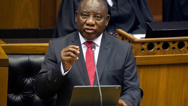 Presidente sul-africano considera tendencioso relatório que o incrimina